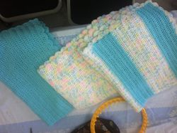More baby blankets